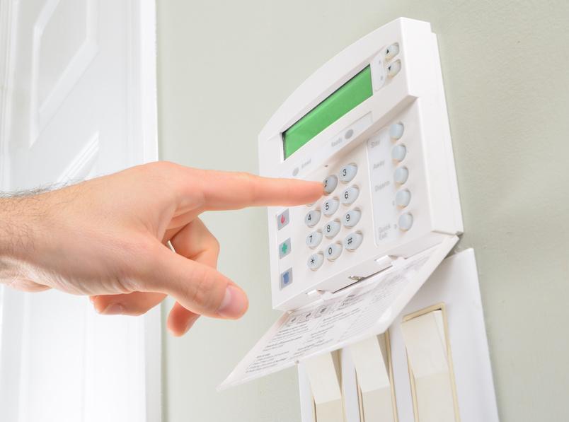 Alarme domestique