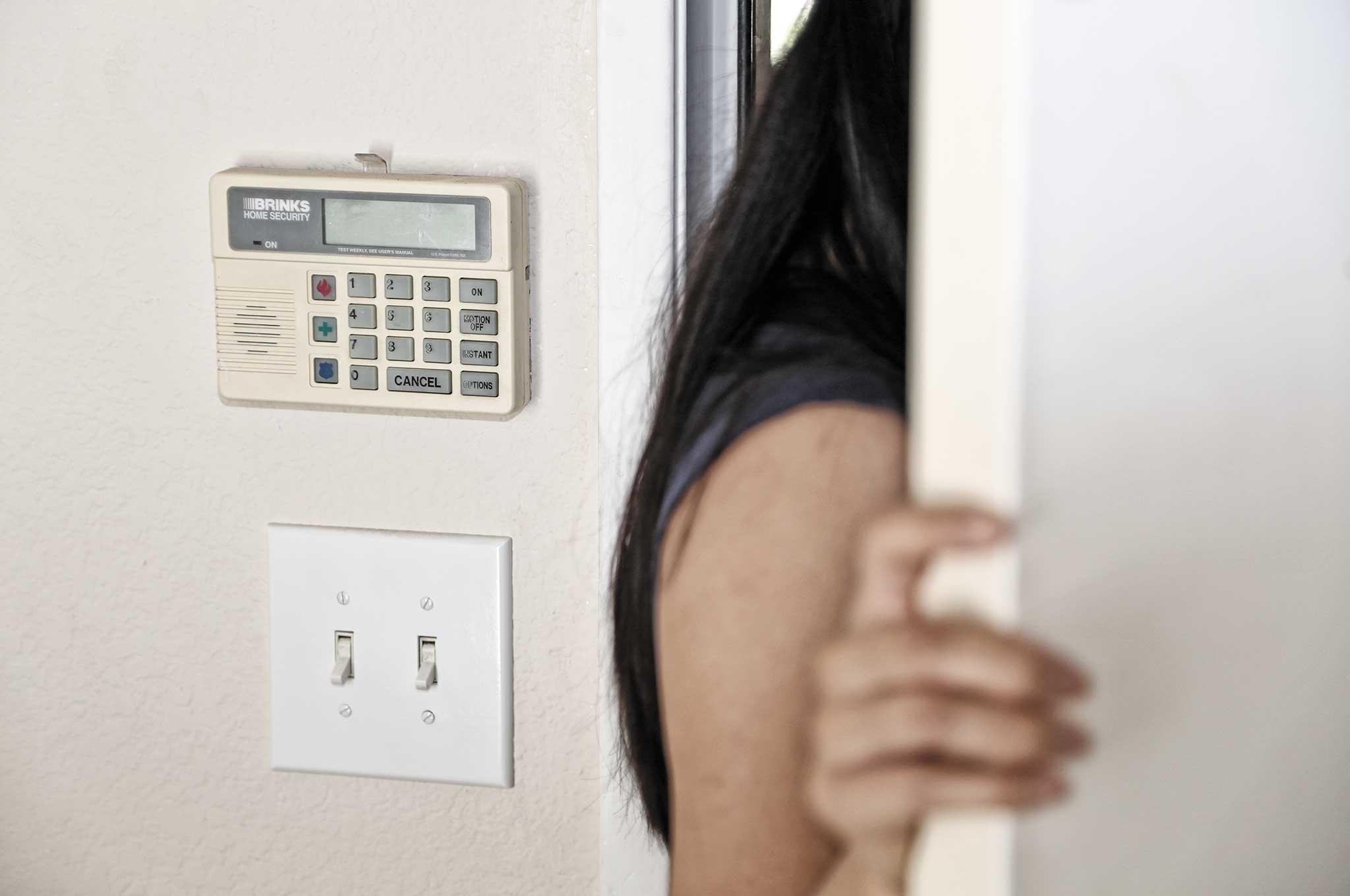 alarme pour votre logement