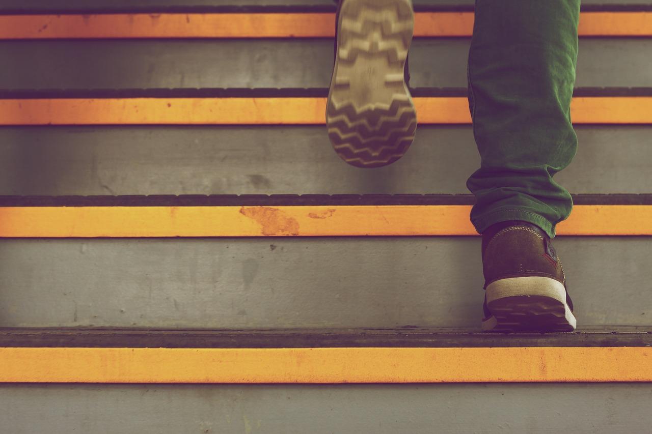 article escalier