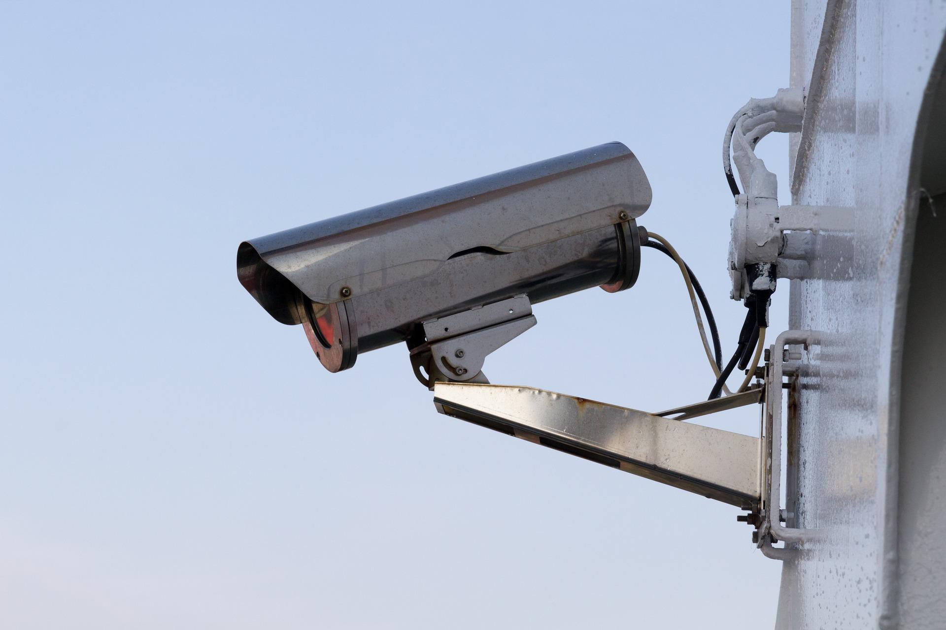 caméra télé surveillance