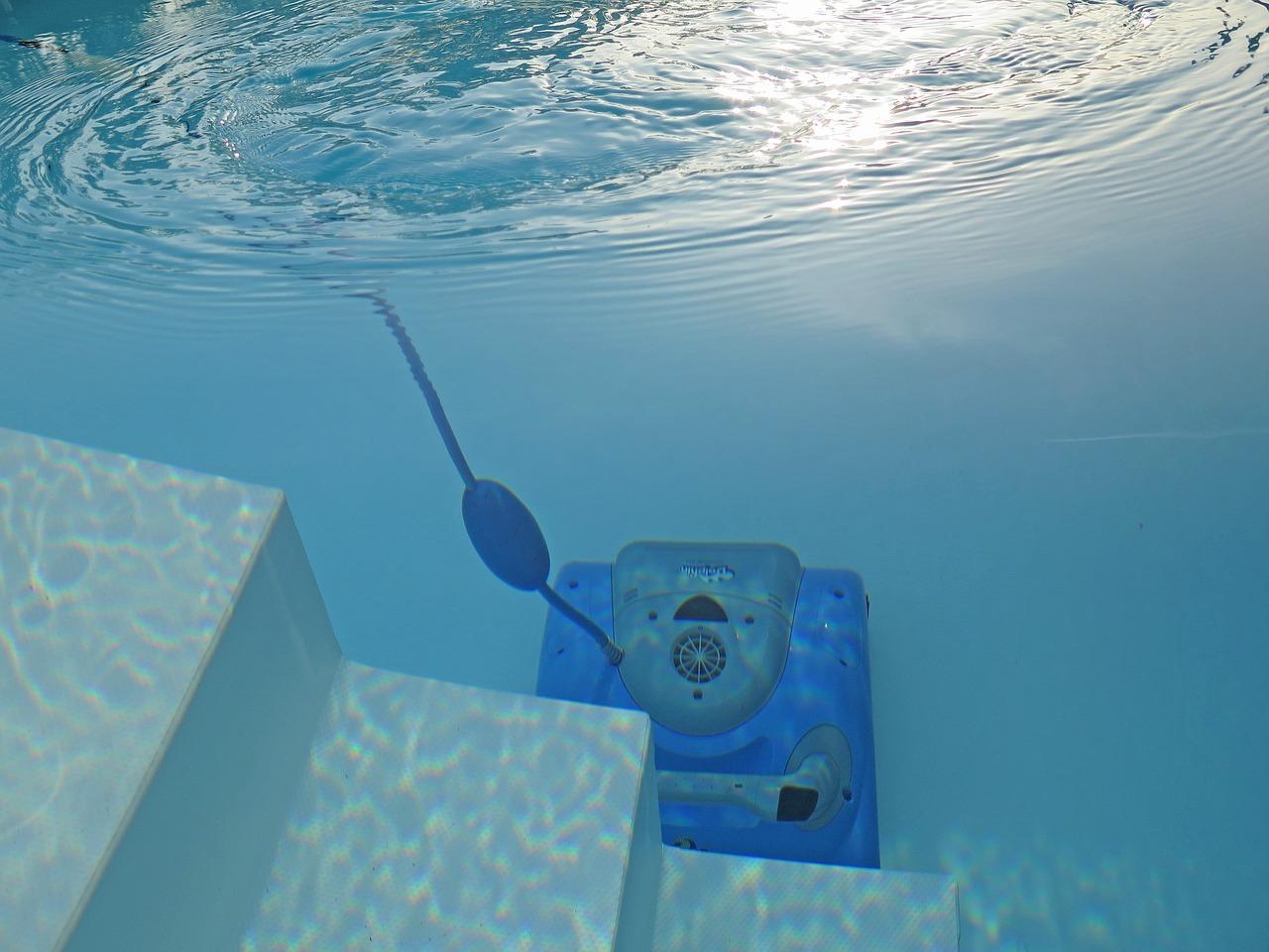 gros robot piscine