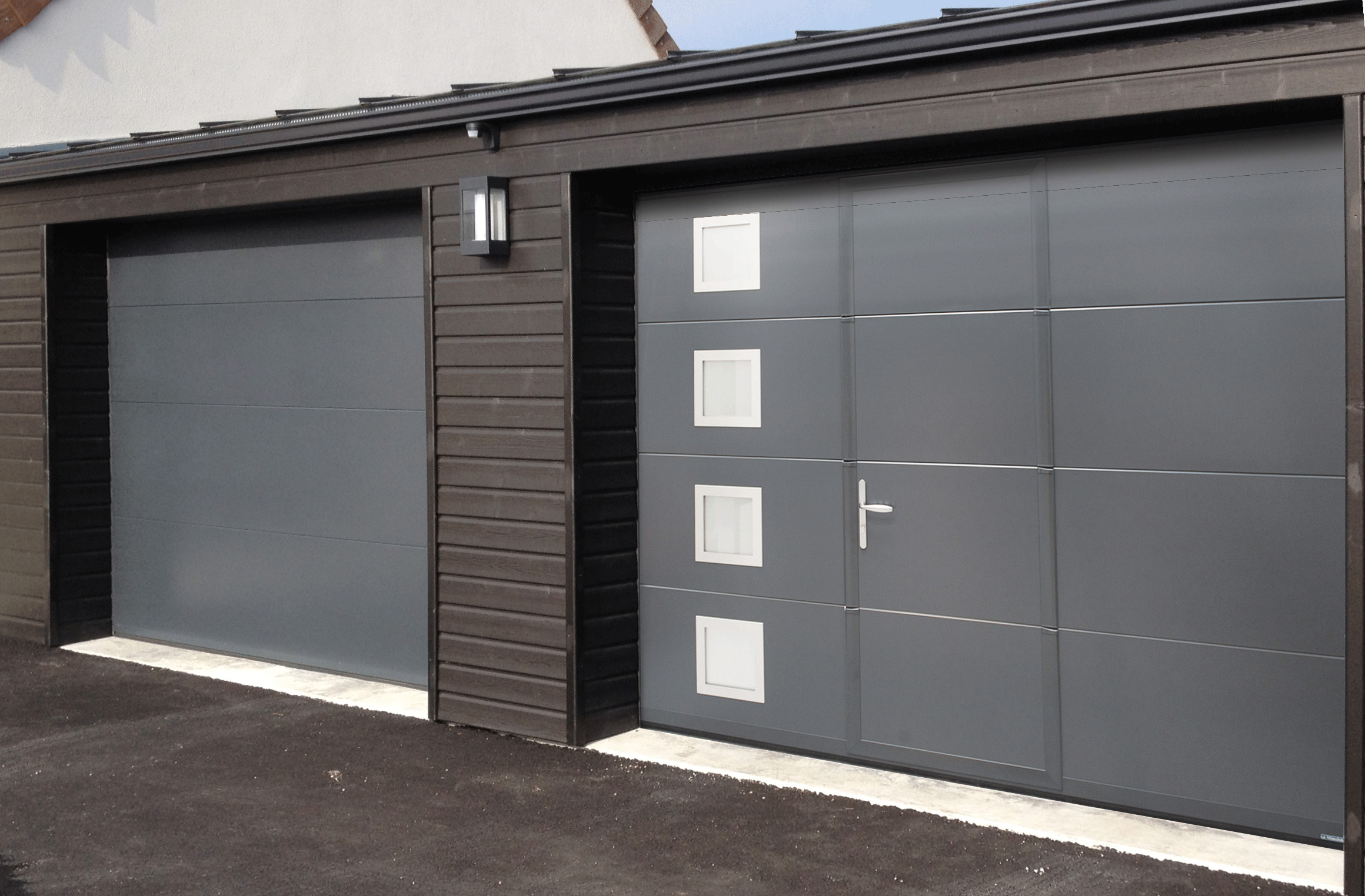 Securite porte de garage for Porte de garage weigerding